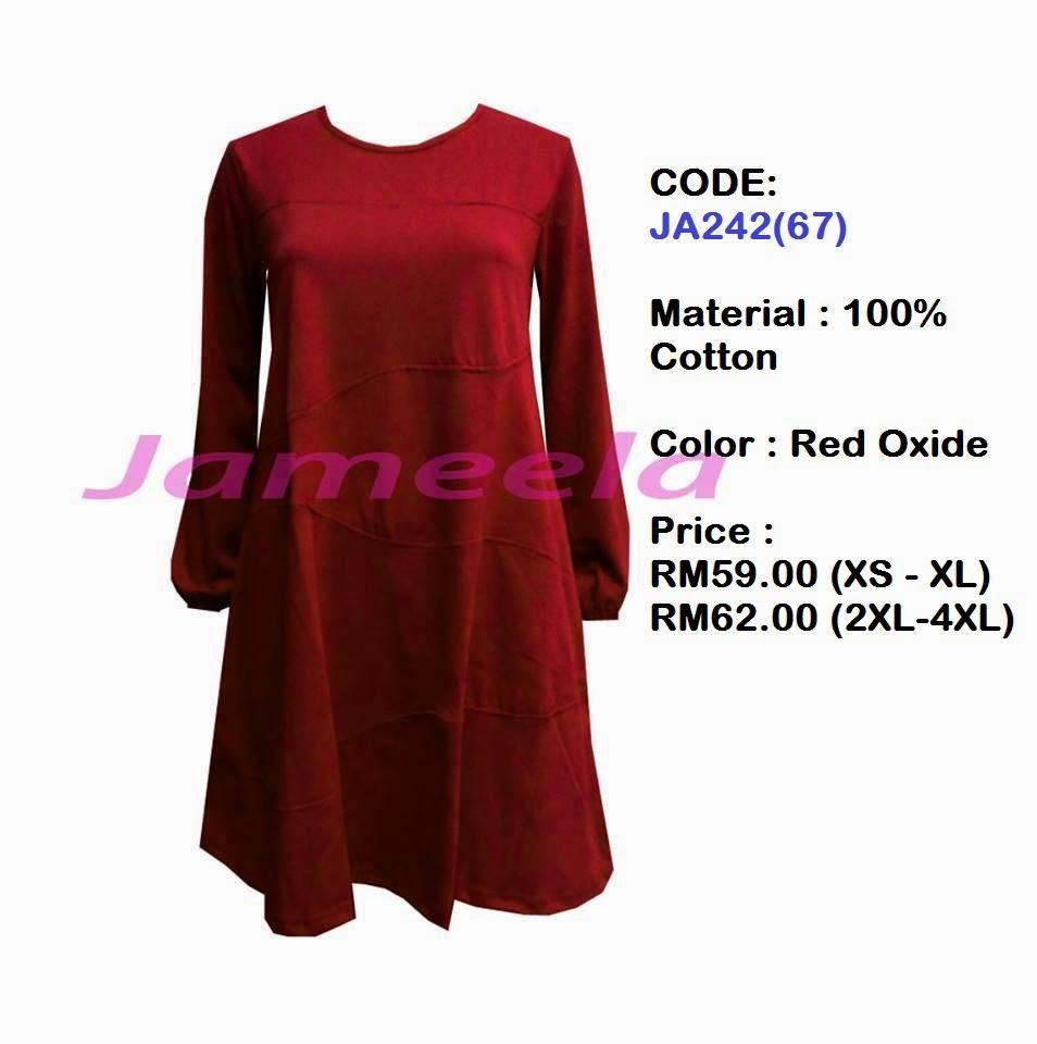 T-shirt-Muslimah-Jameela-JA242(67)
