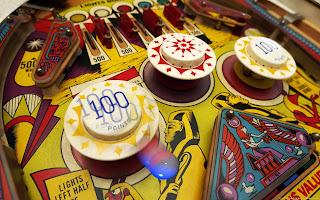 God's Playing Pinball