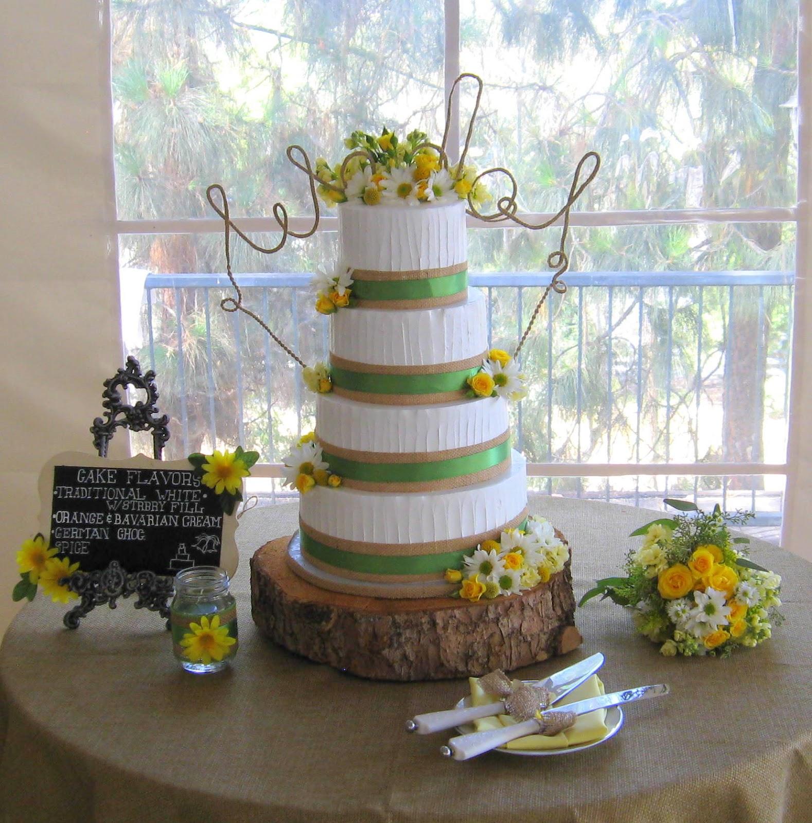 The Posy Peddler Escondido Wedding Florist 2013 Green