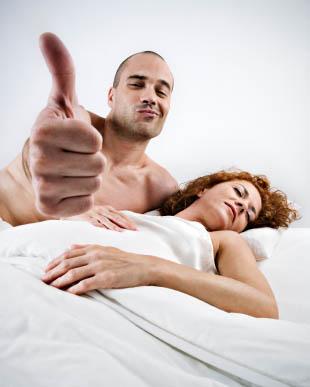 Rahsia untuk para suami ketika bersama isteri di ranjang.