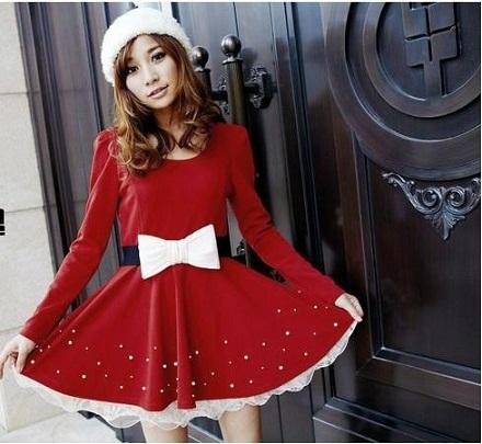 gaun%2Buntuk%2Bnatal busana natal untuk wanita cantik di tahun 2015 toko online baju,Model Baju Wanita Untuk Natal