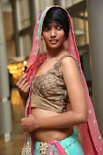 Model Alice Rosario glam pics in Lehenga-thumbnail-16