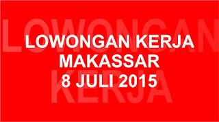Lowongan Kerja 8 Juli 2015