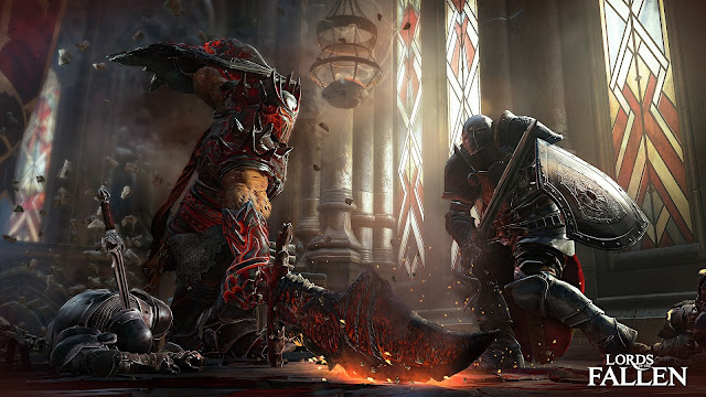 Lords of the Fallen y su trailer