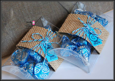 Cute Pillow Treats : Twine It Up! by Annie s Paper Boutique : Trendy Twine - Pillow Box Treats