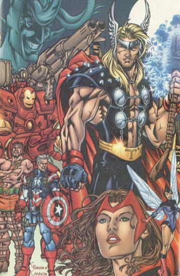 Galería de Portadores del Mjolnir - Dargo Thor