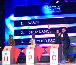 The Dance Icon Indonesia Yang lolos ke 3 besar