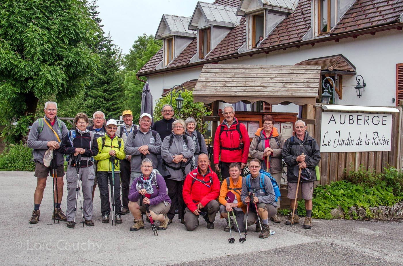 Les activit s sportives de christian foncine le haut bellefontaine gtj 23 5 km d 685 m - Hotel le jardin de la riviere foncine le haut ...