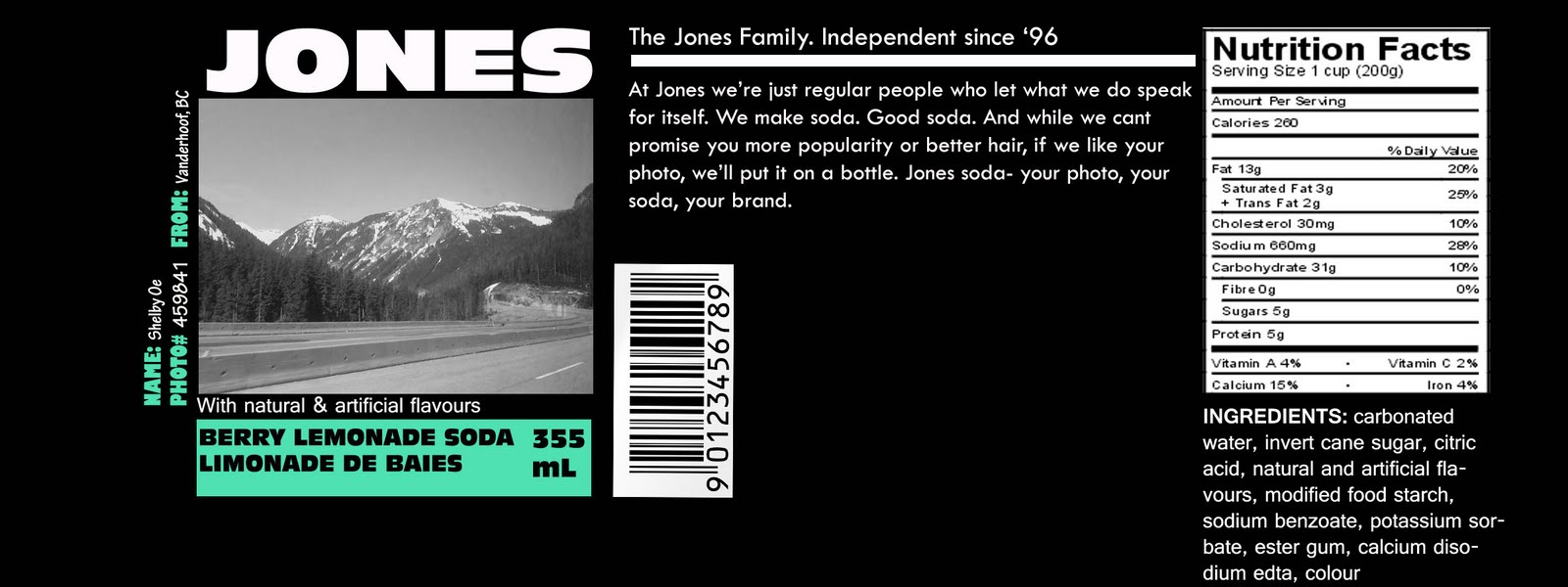 shelby s blog jones soda label again