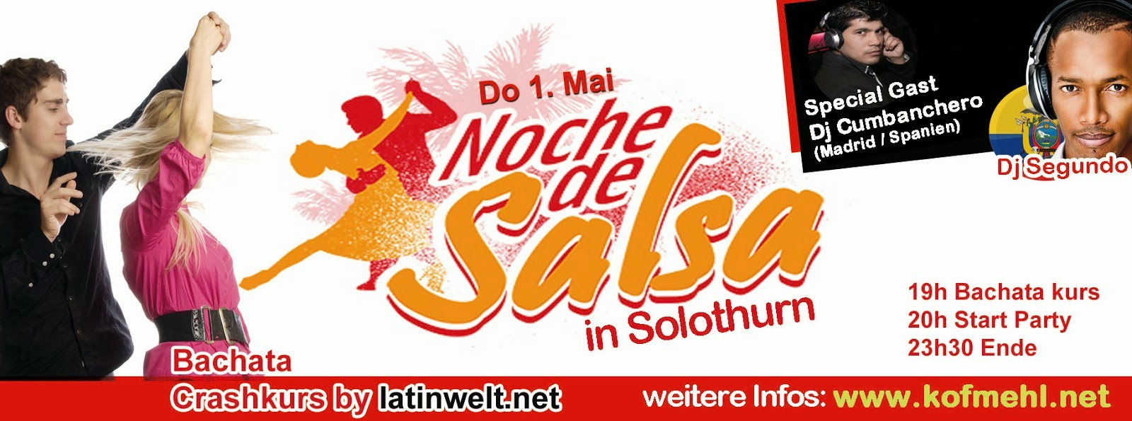 DO 1. Mai - Party - Solothurn