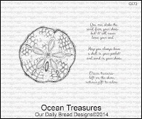 Our Daily Bread designs Ocean Treasures