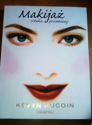 Makijaż sztuka przemiany Kevyn Aucoin - recenzja