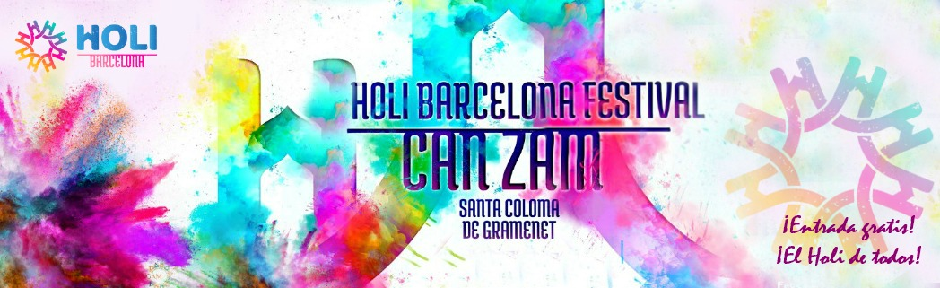 Holi Barcelona