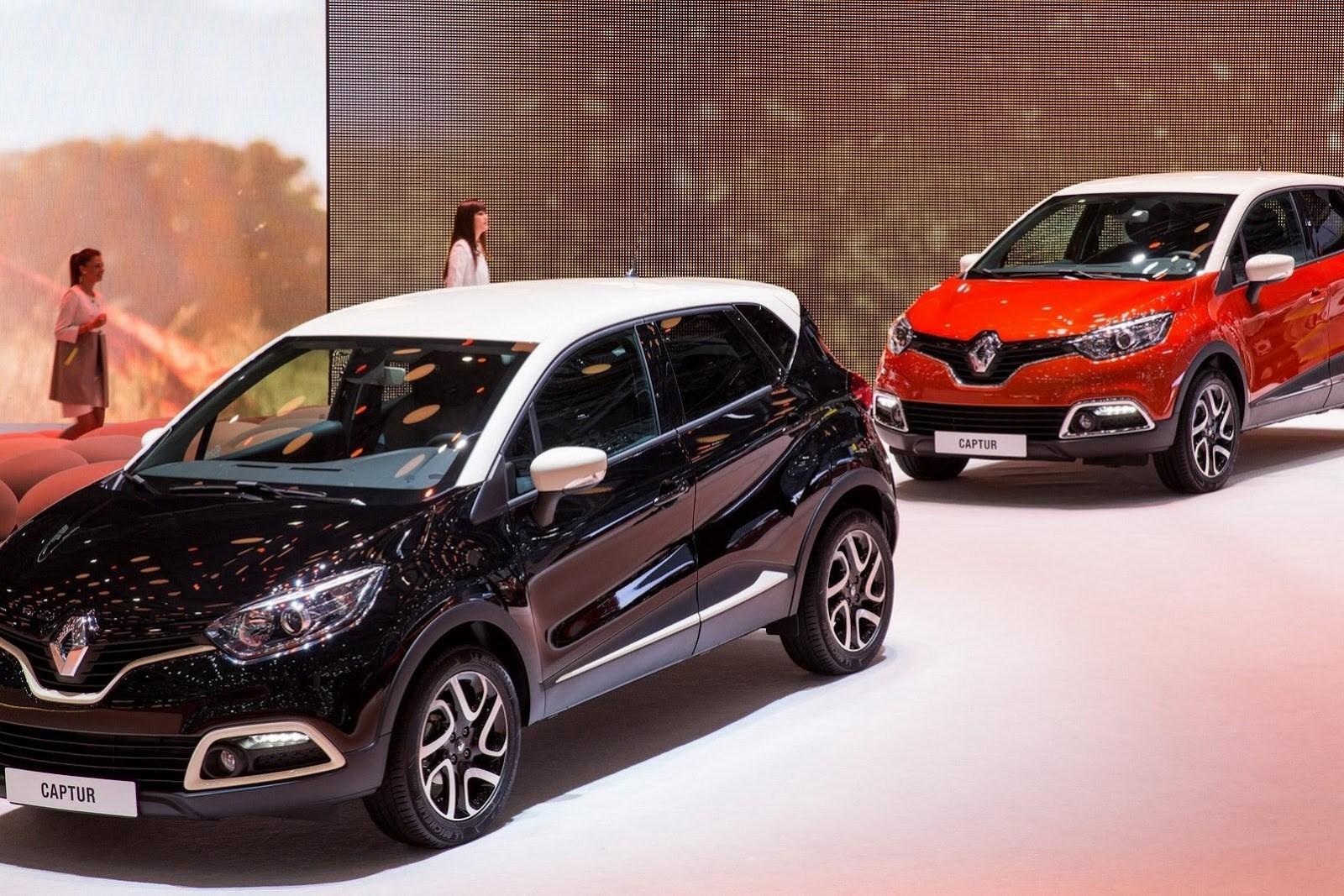 Novi Renault Megane Suv 2015.html | Autos Weblog