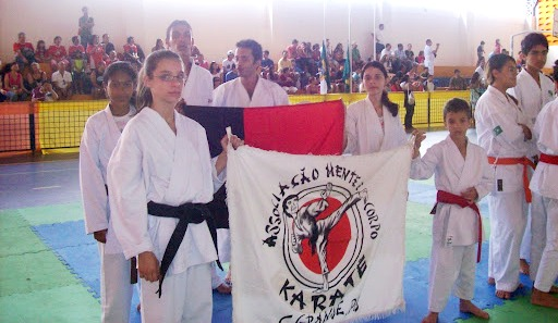 Taça de Karatê Escolar no Salesiano São José