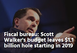 Wisconsin's Lost Decade: Scott Walker leaves gaping budget hole in Wisconsin