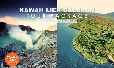 Paket Tour Kawah Ijen Baluran