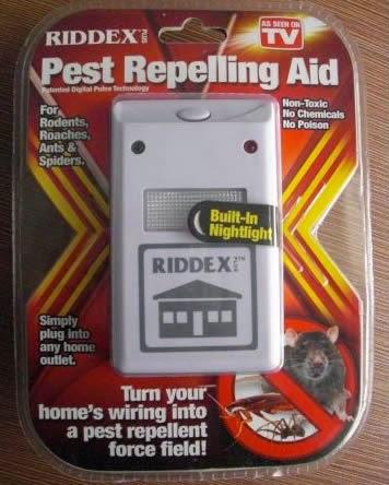 Jual Alat Pengusir Tikus - Riddex Plus - Harga Murah - Groserba