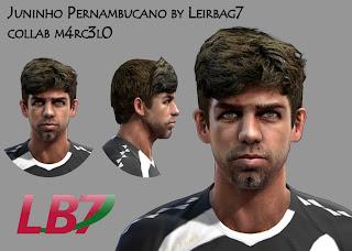 Juninho Pernambucano by Leirbag7 collab m4rc3l0