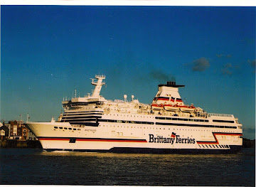 CRUISE FERRY BRETAGNE BLOG