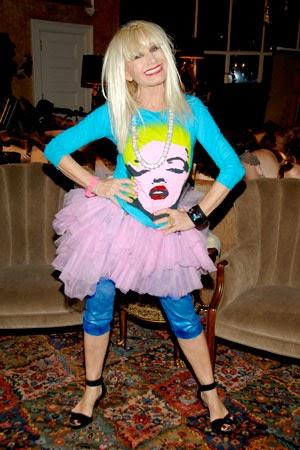 marilyn monroe, betsey johson, style icon, fashion, desginer