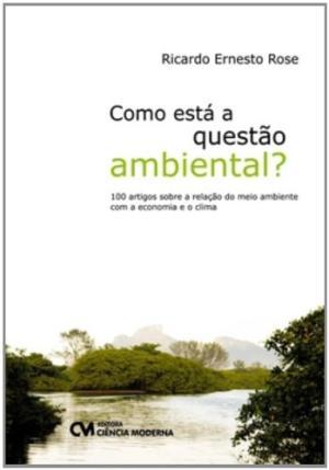 100 crônicas sobre temas ambientais