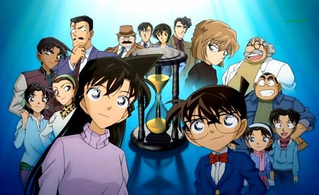 Detective Conan Merupakan Serial Anime Yang Menceritakan Tentang Sinichi Kudo Seorang Detektif 17 Tahun Membantu Memecahkan Berbagai Kasus Kejahatan