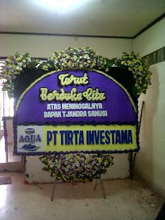 Bunga Duka Cita Tangerang