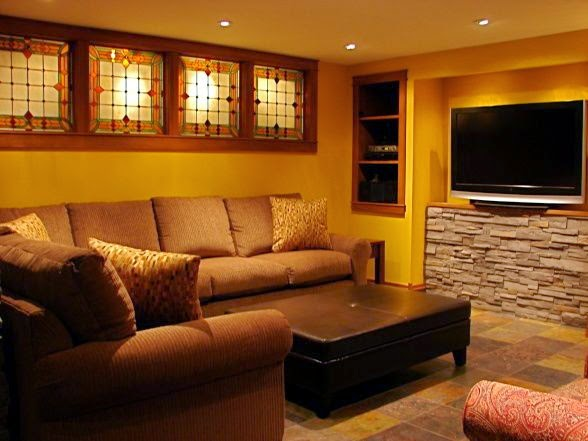 Designing home basement window solutions that wow Fake window for basement