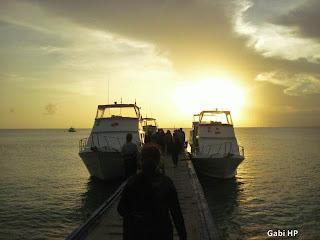 Mergulhando em Maria La Gorda Cuba