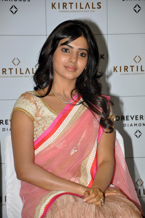 samantha beautiful saree hot photoshoot