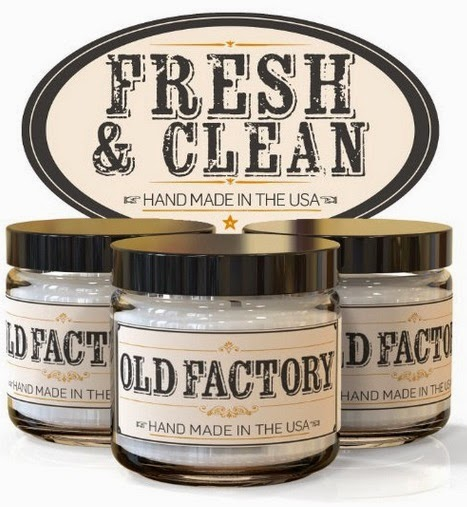 Old Factory Candle Gift Set Review