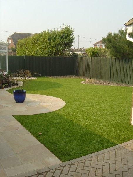 The London Vegetable Garden Artificial Grass Beautiful