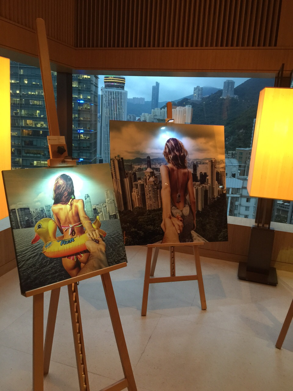 follow me to murad osmann photographer natalya zakharova instagram letourdebochic exhibition hong kong upperhouse