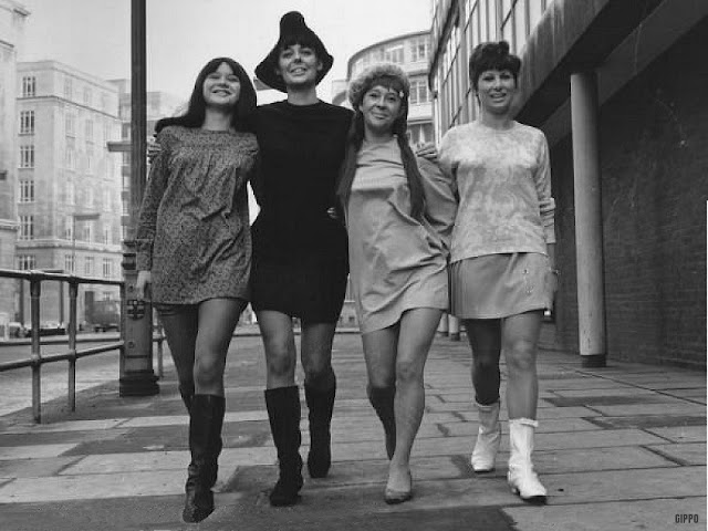 swinging london fashion sixties