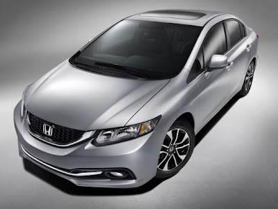 2014 Honda Civic Redesign