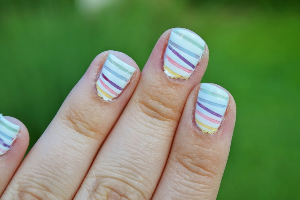 Fun Summer Nail Art