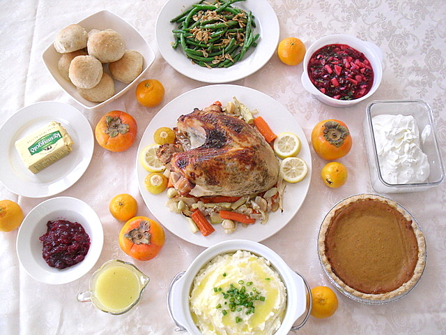 Thanksgiving Meal for 2-4 persons