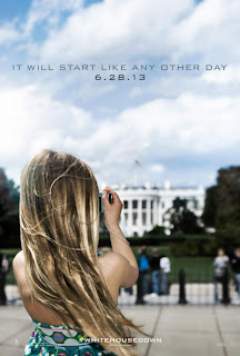 White House Down Teaser Poster 3