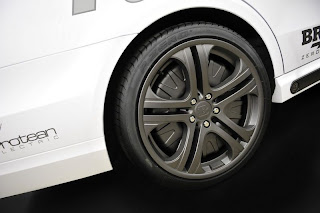 2011 Brabus Mercedes-Benz Hybrid Wheels