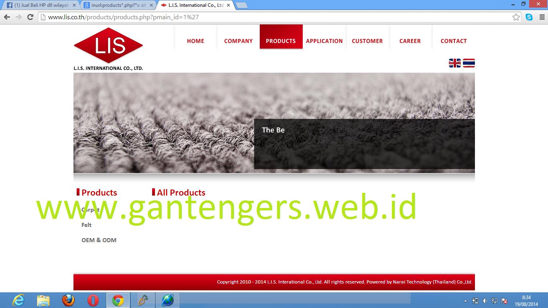 Cara Deface Website Dengan Havij