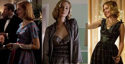 Los vestidos de la esposa del doctor Masters son lo más de la serie