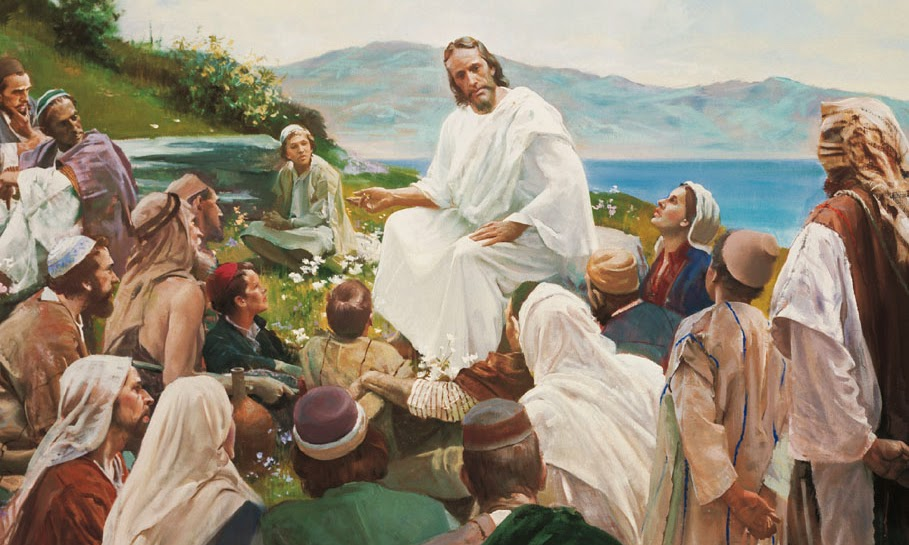 What does the Father do to help us understand Him?  Thoughts at DTTB.