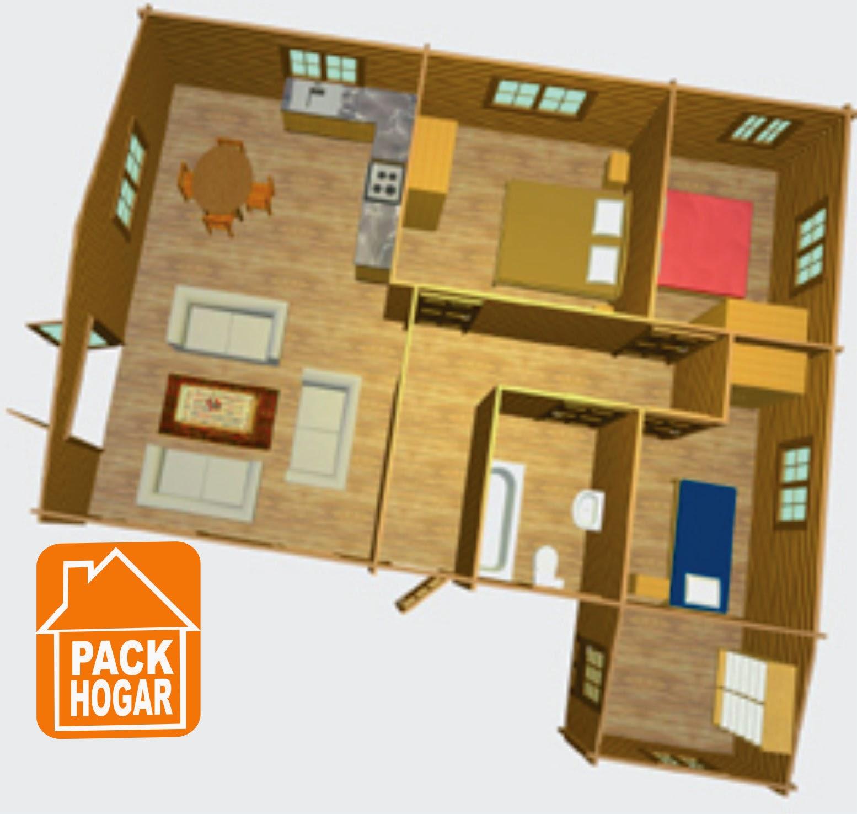 Casas prefabricadas planos de casas prefabricadas para for Fotos de casas modernas en lima peru