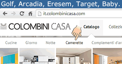 Risparmiello catalogo camerette colombini - Mobili colombini opinioni ...