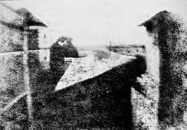 Las primeras fotografías de la Historia.