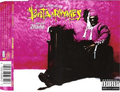 Busta Rhymes – It's A Party (CDM) (1996) (320 kbps)