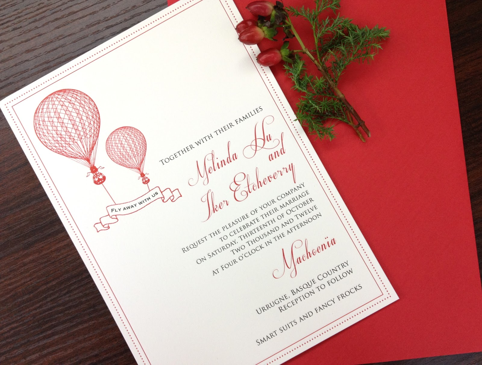 Kalo Make Art Bespoke Wedding Invitation Designs: \