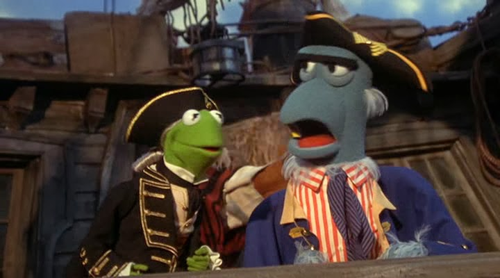 Muppet Treasure Island Rescue