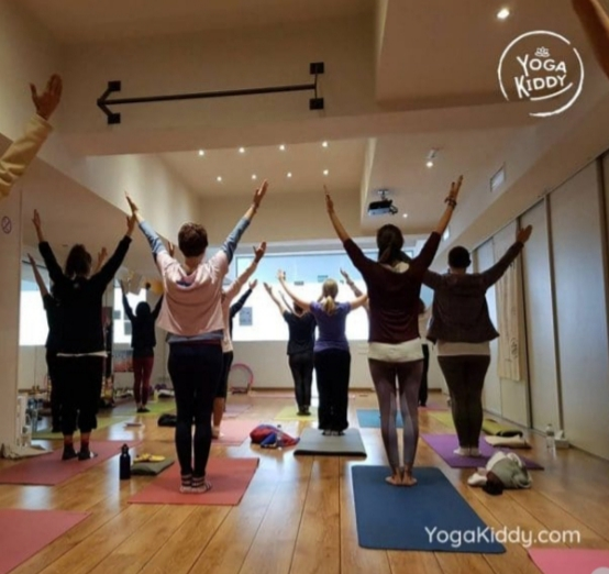 Formacions ioga per nens